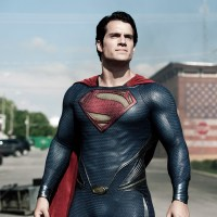 "Man of Steel's Henry Cavill thinks a Batman/Superman movie would make a ""great story"""