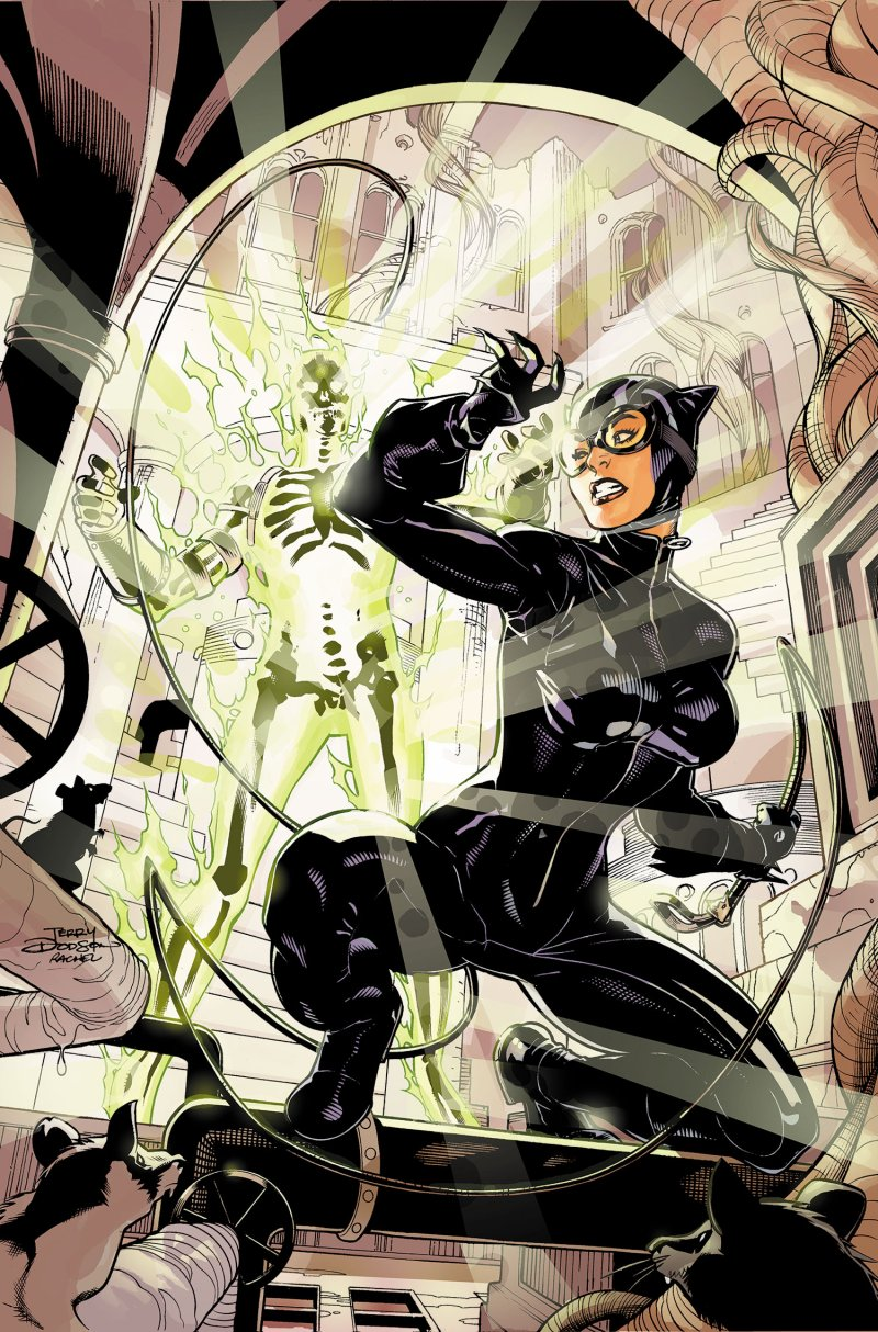 """New 52 - Catwoman #22 review or """"The Last Review of ..."""