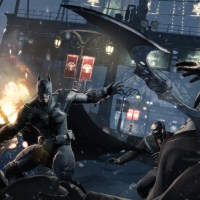 'Batman: Arkham Origins' Comic-Con screenshots