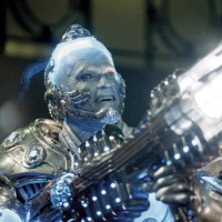 Watch Arnold Schwarzenegger play Mr. Freeze again on The Late Late Show (video)