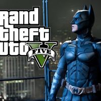 'The Dark Knight Rises' locations in 'Grand Theft Auto 5′ (video)