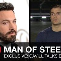 Superman Henry Cavill comments on Ben Affleck as Batman (video)