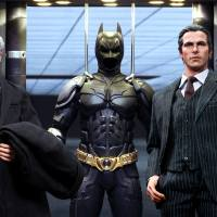 Giveaway: Hot Toys Batman armory with Bruce Wayne and Alfred