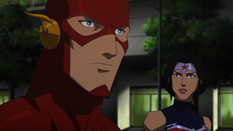 Wonder Woman Beaten Justice League 1 of 15