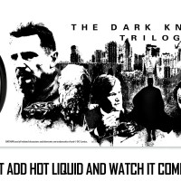 The Dark Knight Trilogy Morphing Mug giveaway, sponsored by Trend Setters Ltd.