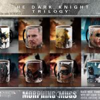 Giveaway: The Dark Knight Trilogy Morphing Mugs, sponsored by Trend Setters Ltd.