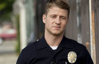 McKenzie played a cop on the TV show 'Southland'