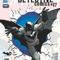 Bill Finger to finally get credit on special edition Detective Comics #27 cover