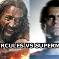 The Rock on Henry Cavill's Superman: 'Hercules would whup his ass' (video)