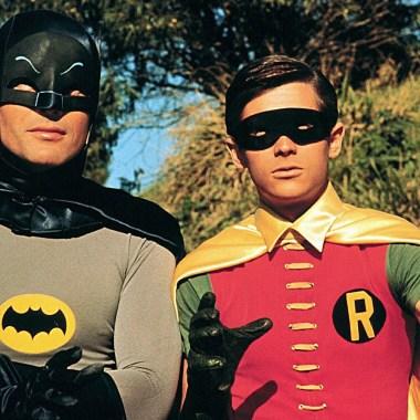 Holy half a century, Batman! Adam West 'Batman' TV series turns 50