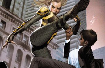 BIRDS OF PREY #33