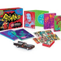 'Batman: The Complete Television Series' is available now, Adam West discusses the show (video)