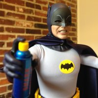 Hot Toys Batman (1960s TV Series) Sixth Scale Figure review