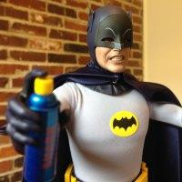 Hot Toys Batman (1960s TV Series) Sixth Scale Figure review