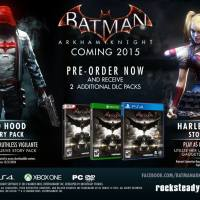 Confirmed: Red Hood story mode coming to 'Batman: Arkham Knight'