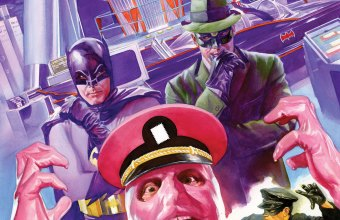 Batman 66 Green Hornet 3