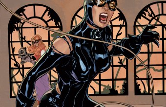 Catwoman #34