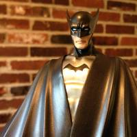SDCC Exclusive: Kotobukiya's First Appearance Batman by Bob Kane ArtFX Statue