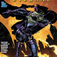 Batman Eternal #24 review