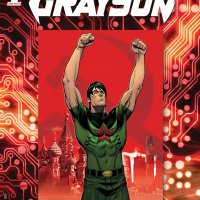 Grayson: Futures End #1 review