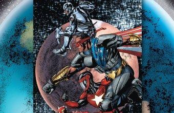 Justice League FE 1