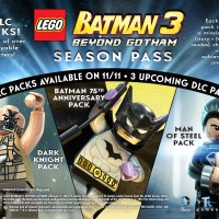 Play as Christopher Nolan's Dark Knight Trilogy characters in 'LEGO Batman 3: Beyond Gotham'