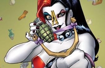 Harley Quinn Annual 1