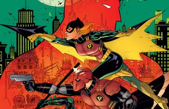 Batman & Robin 36