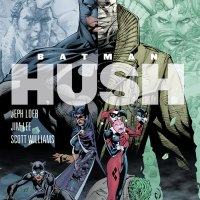 Back Issue Review kickoff: Hush