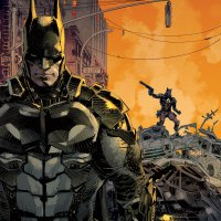 Batman: Arkham Knight #1 review