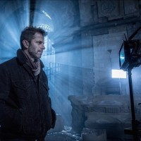 New Zack Snyder Instagram photo from the set of 'Batman v Superman: Dawn of Justice'