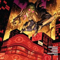 Futures End #43 review