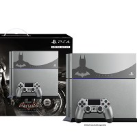 Sony announces limited edition 'Batman: Arkham Knight' PS4 console