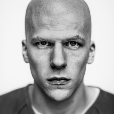 Jesse Eisenberg: Lex Luthor going bald is the greatest scene I've ever done