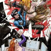 Convergence: Nightwing/Oracle # 1 review