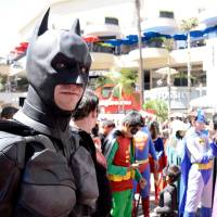 Thousands of DC Comics fans set Guinness World Record for Most People Dressed as DC Comics Super Heroes