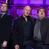 Watch SNL force Michael Keaton to play Batman and Beetlejuice again (video)