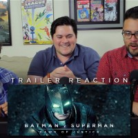 'Batman v Superman: Dawn of Justice' teaser trailer reaction (video)