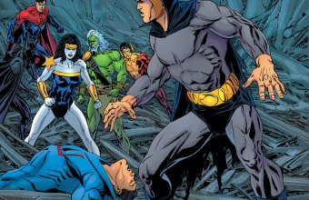 Convergence Crime Syndicate 2