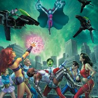 Convergence: New Teen Titans #2 review