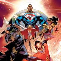 Earth 2: Society #1 review