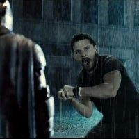 Watch Shia Labeouf motivate Batman to kick Superman's butt (video)