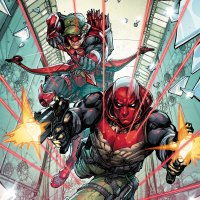 Red Hood/Arsenal #1 review