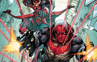 Red Hood and Arsenal 1