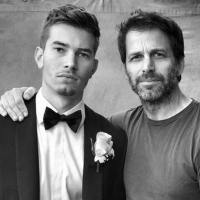 Did Zack Snyder just confirm his son is Robin in 'Batman v Superman'? (photo)