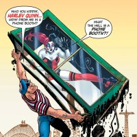 Harley Quinn #18 review