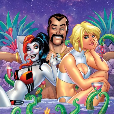 Harley Quinn and Power Girl #5 review