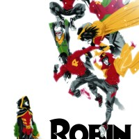 SDCC 2015: Talking Robin War & We Are Robin with writer Lee Bermejo