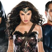 Batman, Superman, and Wonder Woman grace EW cover, first 'Batman v Superman' still photos released