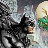 Batman and Teenage Mutant Ninja Turtles to cross over this Fall